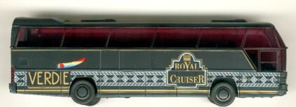 Rietze Neoplan-Cityliner VERDIE Royal Cruiser   F