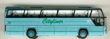 Rietze Neoplan-Cityliner Neoplan-Werbemodell '99