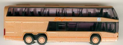 Rietze Neoplan-Skyliner Neoplan-Werbemodell '99