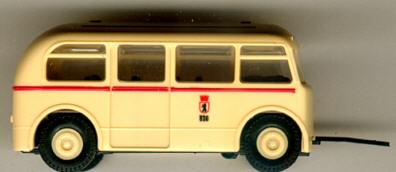 BEKA Bus-Anhänger W701 BVG,Berlin