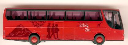 Rietze Setra S 315 HDH Setra-IAA-Werbemodell '98