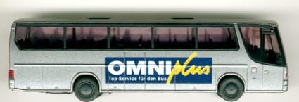 Rietze Setra S 315 HD OMNIplus       Werbemodell