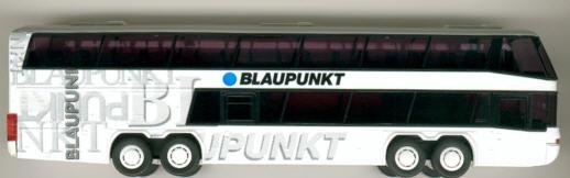 Rietze Neoplan-Megaliner Blaupunkt-Werbemodell