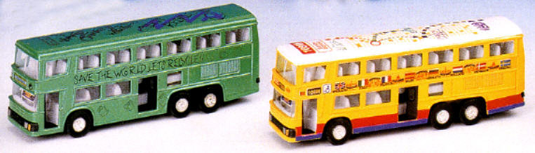Dickie Doppelstockbus