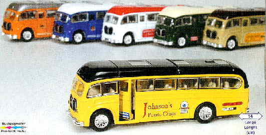 China Classic-Bus England