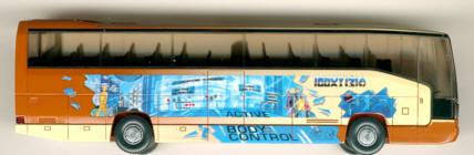 Wiking Mercedes Benz MB O 404 RHD Innovisia/Body Control
