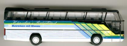 Rietze Neoplan-Cityliner Hänschen's-Reisedienst