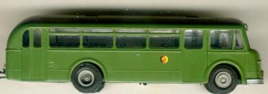 BEKA IFA H6B - Stadtbus Nationale Volksarmee