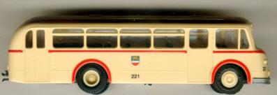 BEKA IFA H6B - Stadtbus Rostock