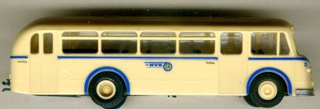 BEKA IFA H6B - Stadtbus Karl-Marx-Stadt