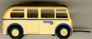 BEKA Bus-Anhänger W701 Karl-Marx-Stadt