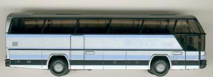 Rietze Neoplan-Cityliner TELMA Werbemodell