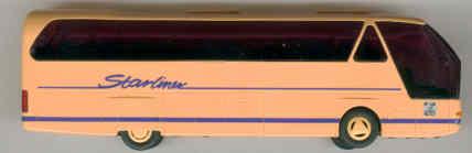Rietze Neoplan-Starliner Neoplan-Werbemodell