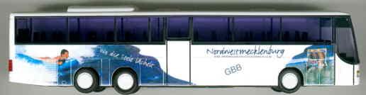 AWM Setra S 319 GT-HD GBB-Reisen