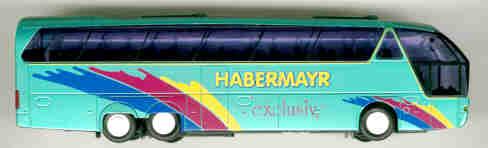 AWM Neoplan-Starliner - 3-achs. Habermayr exclusiv