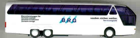 AWM Neoplan-Starliner,3-achs. BRG Dienstleistungen..