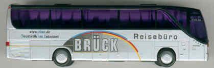 AWM Setra S 415 HD Brück, Reisebüro