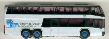 Rietze Neoplan-Skyliner Gütegem. Buskomfort eV.gbk