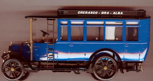 RIO Fiat 18BL Bus 1915 Cherasco-Bra-Alba