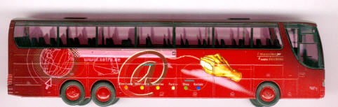 Rietze Setra S 317 HDH/3 Web Designer Italien