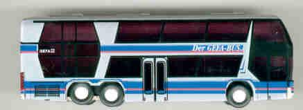 Rietze Neoplan-Skyliner Der GEFA-BUS (Sondermodell)