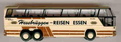 Rietze Neoplan-Cityliner Hessbrüggen-Reisen, Essen
