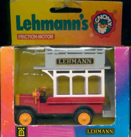 Gnomy Lehmann-Bus mit Friktion