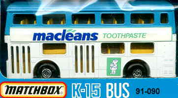 Matchbox London-DD macleans Toothpaste
