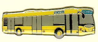 Schlüssel-Anhänger Scania-Omnicity