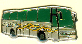 Schlüssel-Anhänger Volvo B12-600