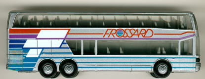 Herpa Setra S 228 DT FROSSARD
