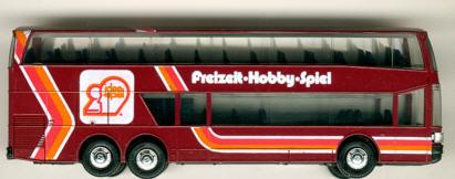 Herpa Setra S 228 DT Freizeit-Hobby-Spiel