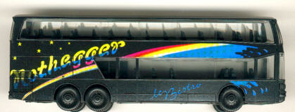 Herpa Setra S 228 DT Nothegger(le Bistro)