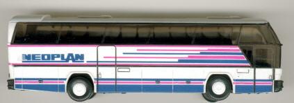 Rietze Neoplan-Cityliner NEOPLAN-Werbemodell