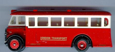 Lledo AEC-Regal 1932 London Transport