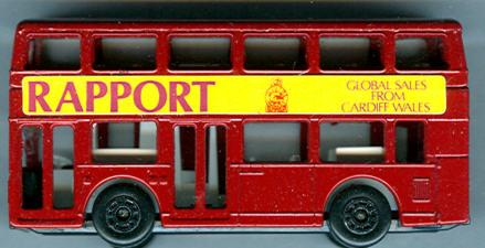 Matchbox London DD RAPPORT