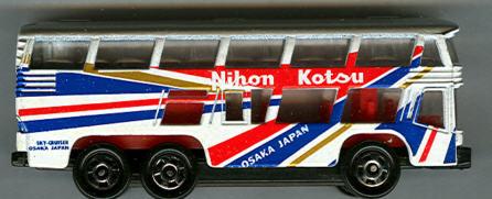 Tomica Neoplan-Skyliner Nihon Kotsu