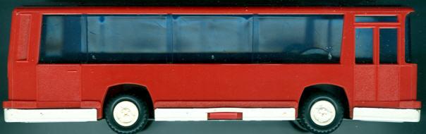 Grip Omnibus Bison mit Friktion