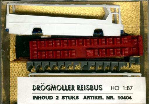 Modellbusfabrik! Drögmöller E 330 H Bausatz     (2 Busse kompl.)