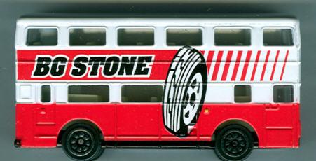 Edocar DD-Bus BG STONE