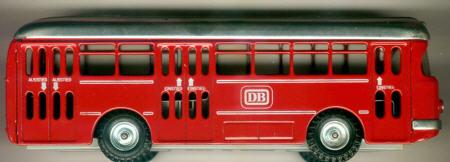 Kellermann CKO Büssing-Stadtbus 1959 Deutsche Bundesbahn