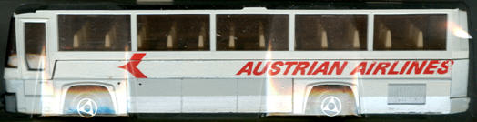 Efsi Mercedes Benz MB -Bus Austrian-Airlines