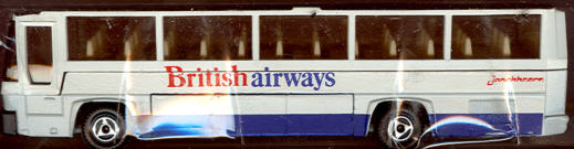 Efsi Mercedes Benz MB -Bus British-airways