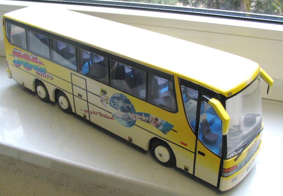 Setra S 315 Job-Tours, Essen -Handarbeit-