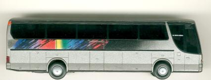 Rietze Setra S 315 HDH K-Werbemodell