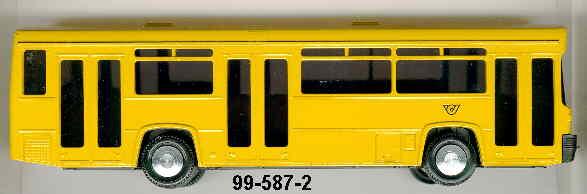 Cursor Steyr Österreich-Postbus