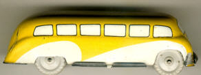 Blech Omnibus Blech, ca. 10 cm