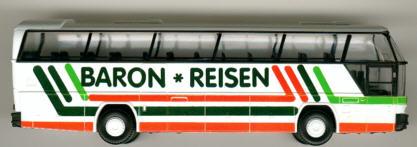 Rietze Neoplan-Cityliner BARONREISEN
