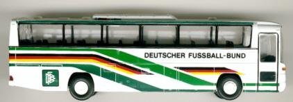 rietze mercedes benz mb o 303 15 rhd deutscher fu ball bund omnibus modell shop rhein ruhr. Black Bedroom Furniture Sets. Home Design Ideas