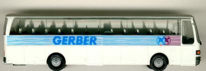 Herpa Setra S 215 HD GERBER K